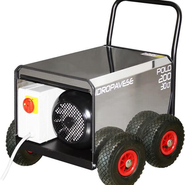 POLO-XL מכונת שטיפה בלחץ מים