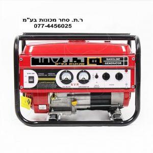 השכרת גנרטור מדגם BS2800