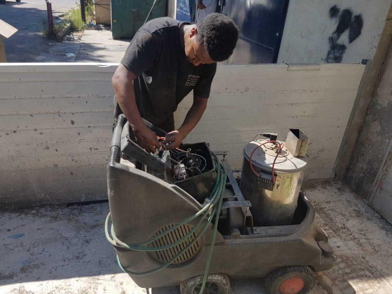 תיקון מכונות שטיפה
